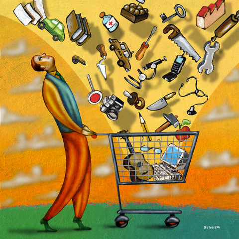 E-Commerce --- Image by Images.com/CORBIS